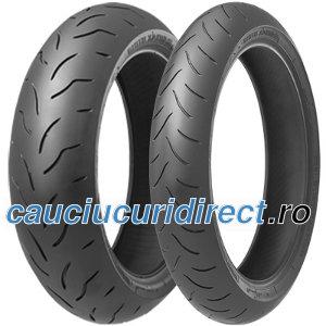 Bridgestone BT016 F Pro ( 130/70 ZR16 TL (61W) M/C, Roata fata ) image0