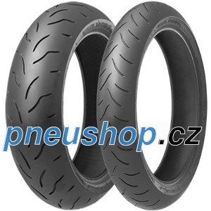 Bridgestone BT016 R Pro ( 180/55 ZR17 TL (73W) zadní kolo, M/C )