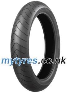Image of Bridgestone BT023 F ( 110/70 ZR17 TL (54W) M/C, Front wheel )