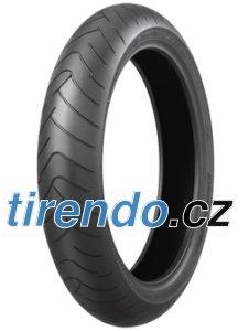 Bridgestone BT023 F GT ( 120/70 ZR17 TL (58W) M/C, Variante GT, přední kolo )