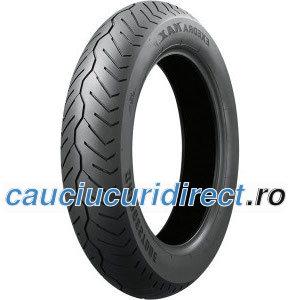 Bridgestone E-Max F ( 130/70 ZR18 TL (63W) M/C, Roata fata ) imagine
