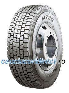 Bridgestone M 729 ( 315/70 R22.5 152/148M 16PR Marcare dubla 154/150L )