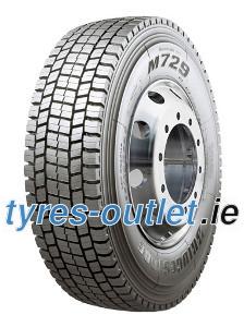 Bridgestone M 729 315/70 R22.5 152/148M Dual Branding 154/150L