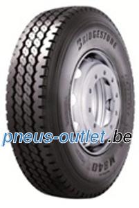 Bridgestone M 840 Evo 315/80 R22.5 158/156G Double marquage 156/150K