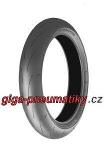 Bridgestone R 11 F ( 110/70 R17 TL 54H zadní kolo, M/C, Mischung médium, přední kolo )