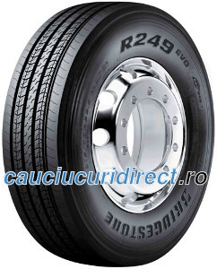 Bridgestone R 249 Evo Ecopia ( 315/70 R22.5 156/150L Marcare dubla 154/150M )