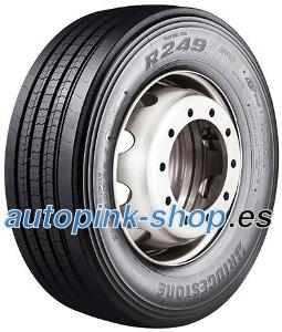 Bridgestone R 249 II Evo Ecopia 355/50 R22.5 156L