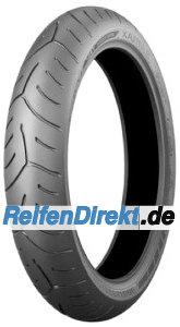 Bridgestone T 30 F ( 120/70 ZR17 TL (58W) M/C, Variante J, Vorderrad )