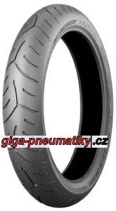 Bridgestone T 30 F ( 120/70 R17 TL (58W) M/C, Variante E, přední kolo )