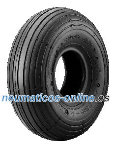 CST C-179N ( 4.00 -4 4PR TT NHS, SET - Reifen mit Schlauch, schwarz ) 4.00 -4 4PR TT NHS, SET - Reifen mit Schlauch, sc