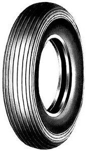 C-179 NHS, SET - Reifen mit Schlauch, schwarz