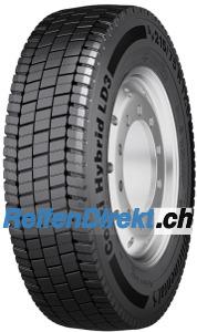 Continental Conti Hybrid Ld3 pneu