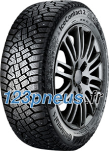 Continental IceContact 2 ( 235/60 R18 107T XL , SUV, Clouté )