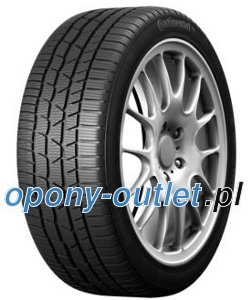 Continental ContiWinterContact TS 830P 245/35 R19 93W XL *