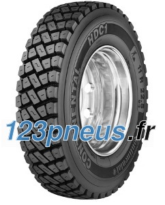 Continental HDC 1 ( 13 R22.5 156/150G Double marquage 154/150K )