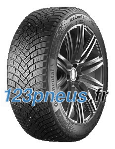 Continental IceContact 3 ( 195/60 R16 93T XL , Clouté )