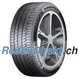 Continental Premiumcontact 6 Ssr Rft