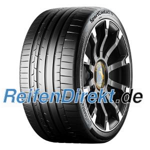 Continental Sportcontact 6 Fr Xl Ssr Rft