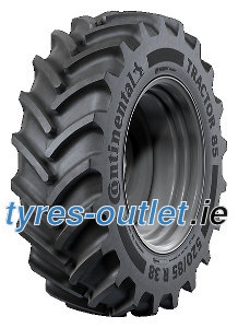 Continental Tractor 85