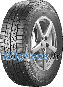 Continental VanContact Ice ( 225/75 R16C 121/120N Double marquage 118R, Clouté )