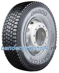 Dayton D600d pneu