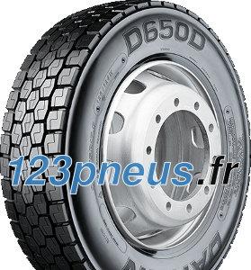Dayton D650D ( 245/70 R17.5 136/134M )