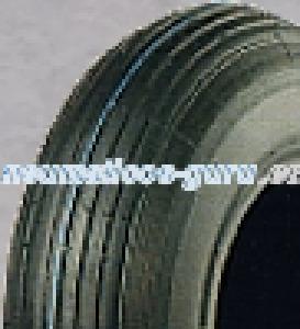 Deli S-379 3.50 -8 55A4 4PR TT NHS, SET - Reifen mit Schlauch