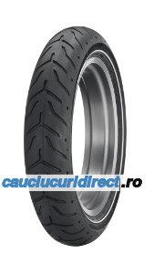 Dunlop D 408 F H/D SW ( 130/80B17 TL 65H M/C, Roata fata WW )