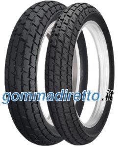 Dunlop DT 3 ( 140/80 19 TT ruota posteriore, M/C, Mescola di gomma HARD, NHS )