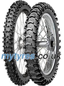 Image of Dunlop Geomax MX 12 ( 110/100-18 TT 64M Rear wheel )