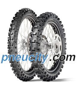 Dunlop Geomax Mx 3s F