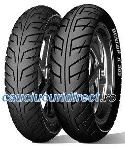 Dunlop K 205 ( 130/90-16 TL 67V M/C, Roata spate )