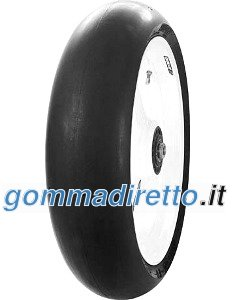 Dunlop KR 108 ( 195/65 R17 TL ruota posteriore, M/C, Mescola di gomma MS 2 Race, NHS )
