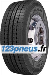 Dunlop SP 346 ( 285/70 R19.5 146/144L 16PR Double marquage 144/142M )