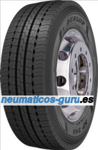 Dunlop SP 346 295/60 R22.5 150K doble marcado 149L
