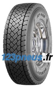 Dunlop SP 446 ( 285/70 R19.5 146/144L 16PR Double marquage 144/142M )