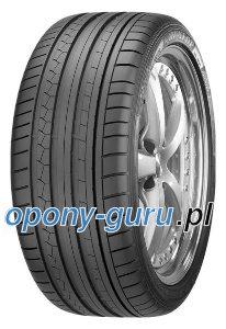 Dunlop SP Sport Maxx GT DSROF 225/40 R19 89W *, runflat