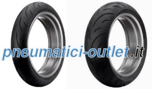Dunlop Sportmax Qualifier HD