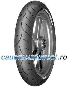 Dunlop Sportmax Qualifier II F ( 130/70 ZR16 TL (61W) Roata fata, M/C )