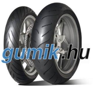 Dunlop Sportmax Roadsmart II ( 200/50 R18 TL 76V hátsó kerék, M/C )