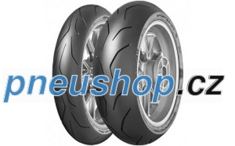 Dunlop Sportsmart TT ( 120/70 ZR17 TL (58W) přední kolo )