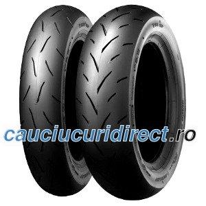 Dunlop TT 93 GP ( 120/80-12 TL 55J Roata spate, M/C, Soft )