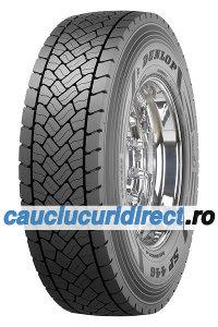 Dunlop Treadmax SP446 ( 315/70 R22.5 154L Marcare dubla 152M, Resapat )