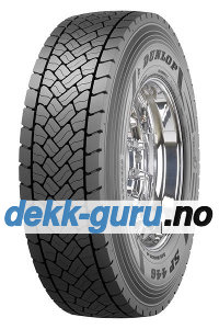 Dunlop Treadmax SP446