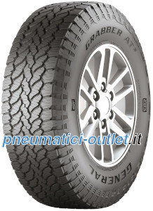 General GRABBER AT3 255/55 R20 110H XL , con bordo di protezione