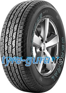 General GRABBER HTS 265/75 R16 116T , with kerbing rib OWL