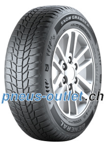 General Snow Grabber Plus 255/50 R19 107V XL