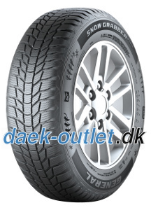 General Snow Grabber Plus 215/60 R17 96H