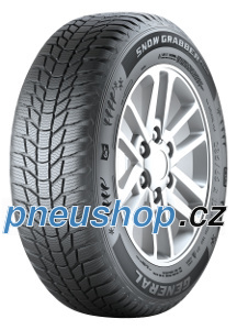 General Snow Grabber Plus ( 225/70 R16 103H , s ramenem ráfku )