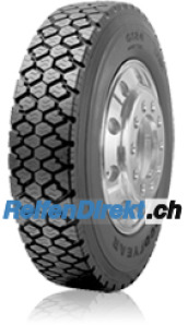 Goodyear Cargo Ultra Grip G 124 C Rft